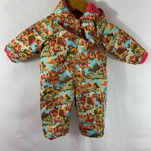 Oilily Baby Bunting Snow Suit